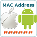 mac_address_android_ios_logo
