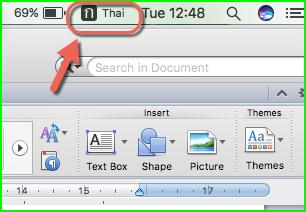 switch_thai_english_language_on_mac_os9