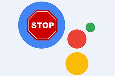 วิธีปิด OK Google บนมือถือ Android