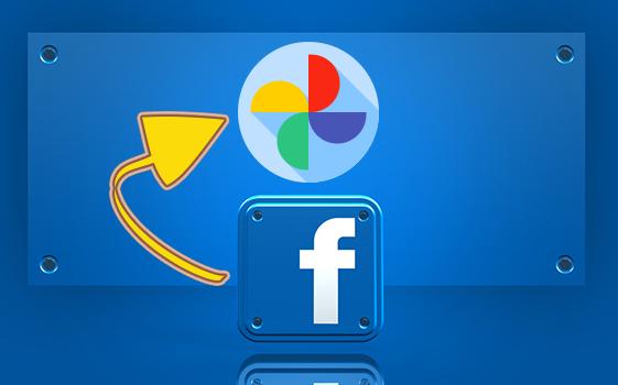 การแบ็คอัพไฟล์รูปภาพและวิดีโอใน Facebook ด้วย Google Photos