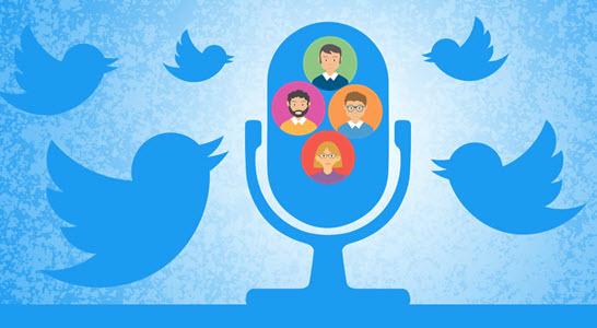 สร้างห้องประชุมด้วยเสียงผ่าน Twitter Spaces
