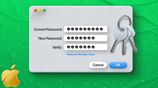 วิธีเปลี่ยนรหัสผ่านบน Mac