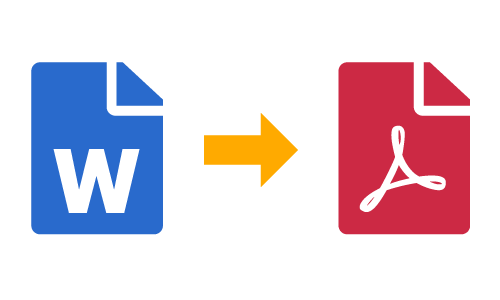 แปลง Word เป็น PDF ด้วย 2 วิธีง่าย ๆ