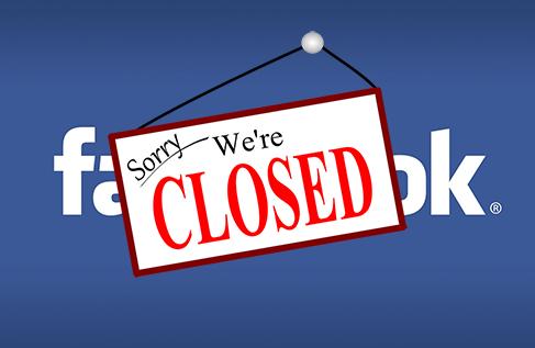วิธีปิดบัญชีเฟสบุ๊คแบบชั่วคราวและแบบถาวร